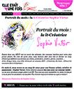 Blog Elle était un fois - Janvier 2014