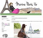 Blog Marine Paris 16 - Janvier 2014